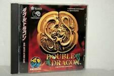 DOUBLE DRAGON SNK TECHNOS USATO OTTIMO NEO GEO CD EDIZIONE GIAPPONESE MB4 47184
