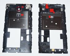 Original Sony xperia Sp C5306 Central Casing Cover + Antenna (Camera Ring Red)