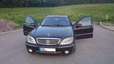 Mercedes-Benz Mercedes S-Klasse S600 V12 Lang Lorinser Fab Design
