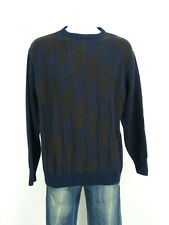 PAUL SMITH  PULLOVER GR XL / MEHRFARBIG & LUXUS PUR    ( N 9008 )