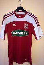 5/5 Middlesbrough 2011/2012 ADIDAS ORIGINAL CLIMALITE JERSEY SHIRT era McDonald