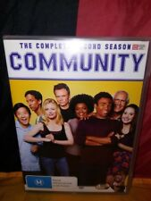 Community : Season 2 (DVD, 2011, 4-Disc Set)