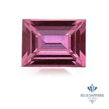 0.69 ct. Baguette Natural Pink Sapphire ~ 6 x 4 mm