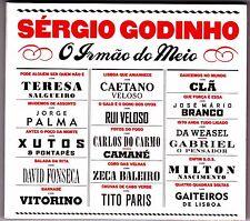 Sergio Godinho - O Irmao Do Meio - CD (EMI 2003 Digipack)