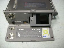 OLYMPUS IW-2 INDUSTRIAL VIDEO ANALYZER & IV-5A LIGHT SOURCE FOR BORESCOPE