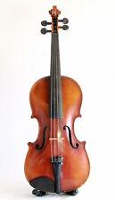 gut erhaltene deutsche Geige 1920 J.A.Baader & Co. L. 36,1 cm