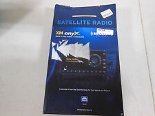 SiriusXM Onyx  Satellite Radio Receiver Kit Retail Box (25753)