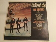 """The Beatles """"SOMETHING NEW"""" Rare LP/Album(Capitol T2108) VG++ TESTED/PLAYS GREAT"""