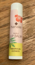 New Hanalei Company Kukui Lip Balm in Tropical Citrus