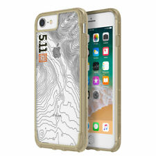 Griffin Survivor 5.11 Clear Transparent Case for iPhone SE (2020) / 8 / 7 / 6S
