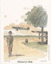 Ex-libris Offset Mezek L'aérodrome