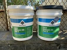 Euclid Quckjoint 200 10 Gallon Kit Polyurea Floor Joint Filler