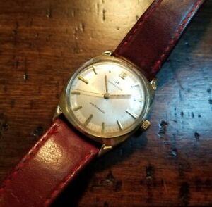 Vintage Hamilton Automatic Men's Watch 32mm 14k Gold Filled Case
