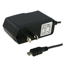 V9 AC Wall Travel Charger for Caterpillar CAT B25 Ultra-Rugged Cell Phones