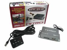New Nitro BMWX-Mini-AMP ATV, Golf Cart, Boat, ATV, MP3/SD/USB Remote Amplifier