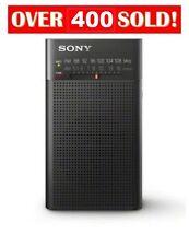 Sony ICF-P26 Portable AM/FM Radio With Speaker **NEW SEALED**