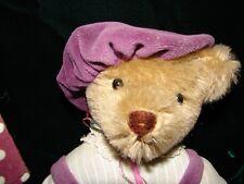 Teddy Bear BY Gorham ~ Beverly Port Gorham Limited Edition Bp No. 4 Teddy Bear
