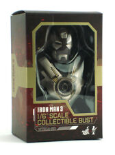 Hot Toys Iron Man Mark XXIV 1/6 Scale Collectible Bust Tank Armor MK24 Limited