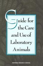 Guide for the Care and Use of Laboratory Animals, National Research Council, Goo