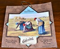 Vintage Collectable 1931 Calendar - The Gleaners