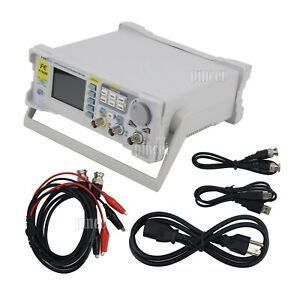 2CH Function Arbitrary Waveform Generator Pulse Signal Frequency Counter FY6900