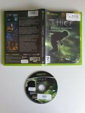 Thief Deadly Shadows Xbox Original (Disc in great condition)