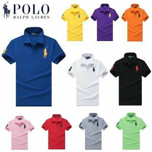 Ralph Lauren Short Sleeve Polo AU Stock
