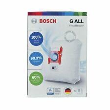 Genuine Bosch Type G MEGAFIT Vacuum Dust Bags 461883 468383