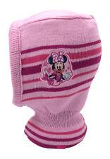 Minnie Mouse Mini Maus Kinder Mädchen Winter-Mütze Schlupfmütze Schalmütze