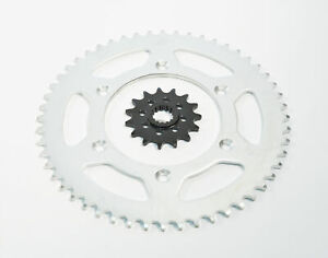 2007-2014 KTM 300 XC / 300 XC-W 15 Tooth Front and 52 Tooth Rear Sprocket