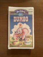 Dumbo VHS Masterpiece Collection (024) Walt Disney Masterpiece 1941