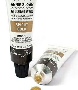 Annie Sloan Gilding Wax 15 ml Bright Gold