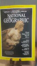 National Geographic Magazine Nat Geo March 1983(NG21)