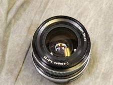 Rollei Carl Zeiss Distagon 2.8/35 Made in Germany Lens
