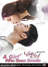 The Girl Who Can See Smells Korean Drama (4DVDs) Excellent English & Quality!