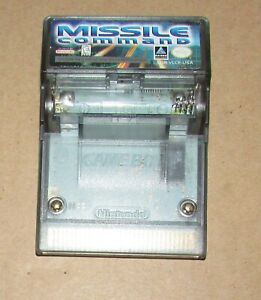 Missile Command Nintendo Game Boy Color Fast Shipping Authentic