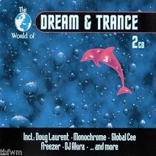 The World Of Dream & Trance - 2CD ZYX - TRANCE PROGRESSIVE TRANCE