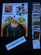 Moi Moche et Mechant 3 DESPICABLE ME 3 50x Pochettes Packets Tuten Bustine TOPPS
