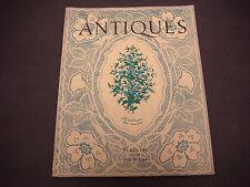 The Magazine Antiques,February 1936, Vol XXIX. No.2, The Editor's Attic