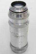 Steinheil 13.5cm f4.5 Culminar VL lens. Leica screw mount 135mm