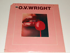O.V. WRIGHT We're Still Together SEALED Unopened Mint Cream Records Soul rare