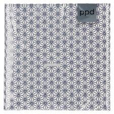 PPD License to Grill Bistro-Serviettes de table serviettes 10 Pièce Tissue Coloré 33 cm
