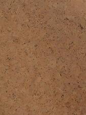 Restposten Klebekork Korkboden - Florenz kastanie past. gefärbt und versiegelt