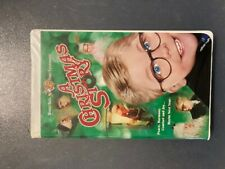 A Christmas Story Vhs Vintage Christmas Clamshell, Used in Very Good Condition