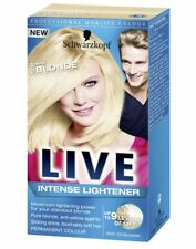 Schwarzkopf Intense Colour Lightener 00B Max Blonde Ultra Shine Hair Dye x 1