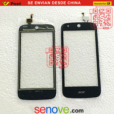 Pantalla Táctil Touch Screen Digitizer Schermo Negra Acer Liquid Z330 M330 M320