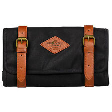 Gentlemen's Hardware - Black Canvas Heavy Duty Tool Roll
