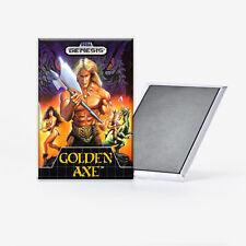 Golden Axe Sega Genesis Refrigerator Magnet 2x3