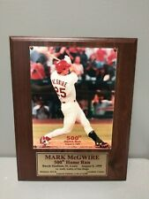 MARK MCGWIRE 1999 500TH HOME RUN LIMITED EDITION 1146/9900 WH