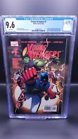 Young Avengers #1 CGC 9.6, 1st Kate Bishop, Patriot, Iron Lad, Wiccan, Hulkling